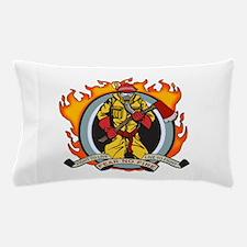 Firefighter Fear No Fire Pillow Case