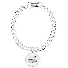 World's Best Nurse Pract Charm Bracelet, One Charm