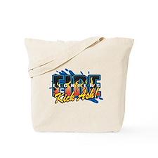 Firefighters Kick Ash! Tote Bag
