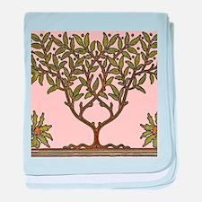 William Morris Vintage Tree Floral Design baby bla