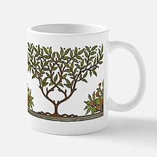 William Morris Vintage Tree Floral Design Mugs