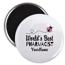 World's Best Pharmacist Magnet