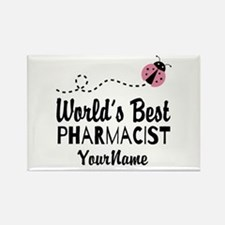 World's Best Pharmacist Rectangle Magnet