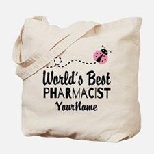World's Best Pharmacist Tote Bag