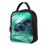 Swimming Seal Neoprene Lunch Bag