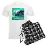 Swimming Seal Pajamas