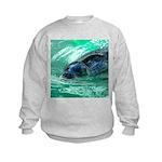 Swimming Seal Sweatshirt