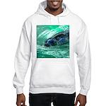 Swimming Seal Hoodie