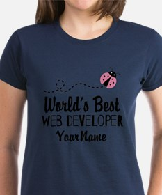 World's Best Web Developer Tee