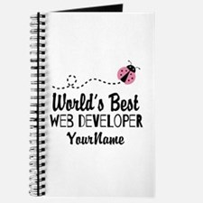 World's Best Web Developer Journal