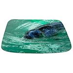 Swimming Seal Bathmat