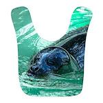 Swimming Seal Bib