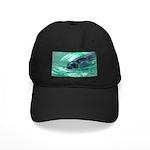 Swimming Seal Baseball Hat