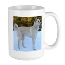 CanaanDog full Mugs