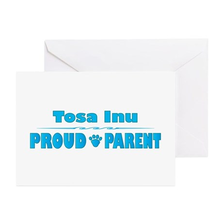Tosa Parent Greeting Cards (Pk of 10)