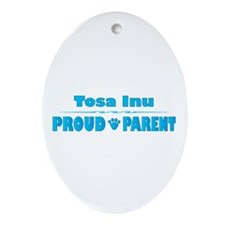 Tosa Parent Oval Ornament