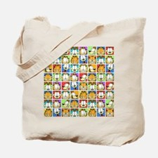 Garfield Face Time Tote Bag