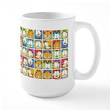 Garfield Face Time Mug