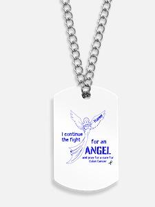 Blue Angel Dog Tags