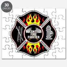Volunteer Firefighter Puzzle