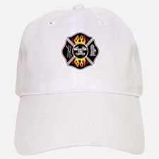 Volunteer Firefighter Baseball Baseball Cap
