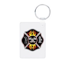Volunteer Firefighter Keychains