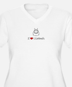Cute Lionhead rabbit T-Shirt