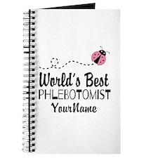 World's Best Phlebotomist Journal