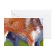 Norwegian Lundehund Dog Greeting Cards
