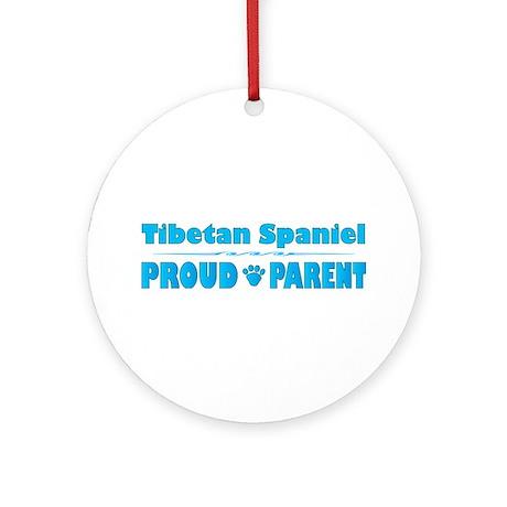 Tibbie Parent Ornament (Round)