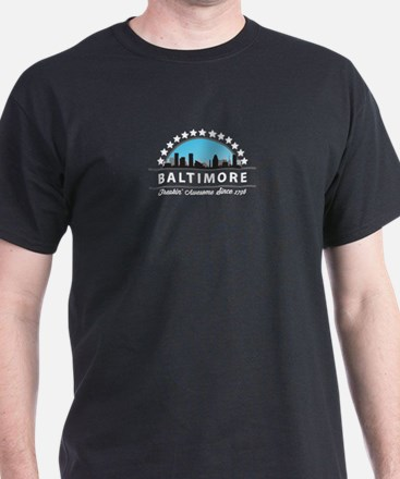 Baltimore Freaking Awesome Since 1796 T-Shirt