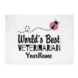Veterinary 5x7 Rugs