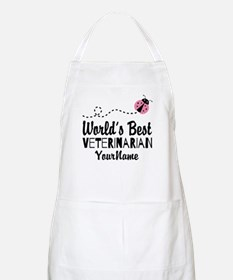 World's Best Veterinarian Apron