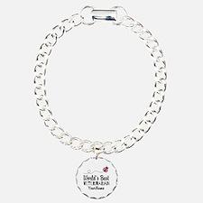 World's Best Veterinaria Bracelet