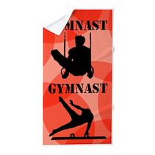 Champion Gymnast Beach Towel