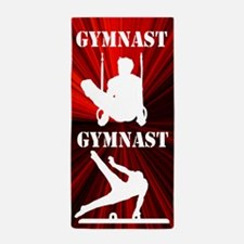 World Gymnast Beach Towel