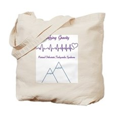POTS Defying Gravity Tote Bag
