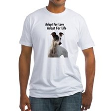 Adopt for love, Adopt for lif Shirt