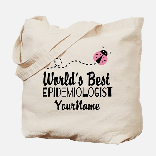 World's Best Epidemiologist Tote Bag