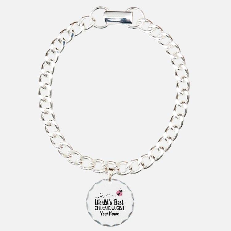 World's Best Epidemiolog Bracelet