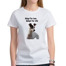 Adopt for love, Adopt for lif Tee