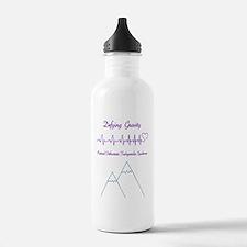 POTS Defying Gravity Water Bottle