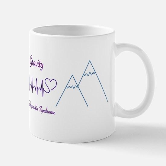 POTS Defying Gravity Mug