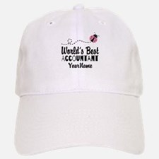 World's Best Accountant Baseball Baseball Cap