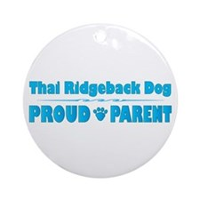 Ridgeback Parent Ornament (Round)
