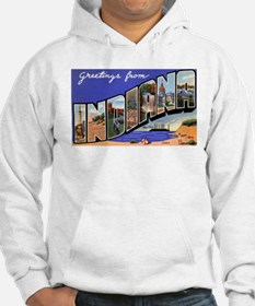 Indiana Greetings (Front) Jumper Hoody
