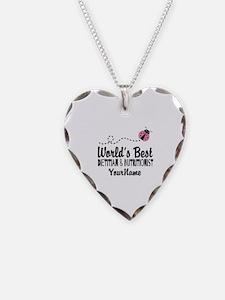 World's Best Dietitian Necklace