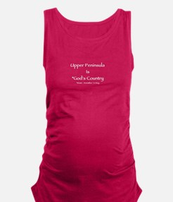 Gods Country Maternity Tank Top