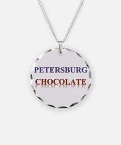 PETERSBURG CHOCOLATE Necklace