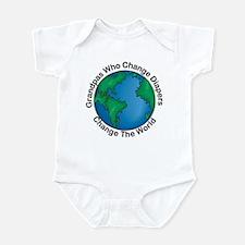 Grandpas Who Change Diapers Infant Bodysuit